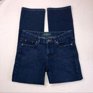 LRL Ralph Lauren Jeans Co. Modern Slim Jeans 4